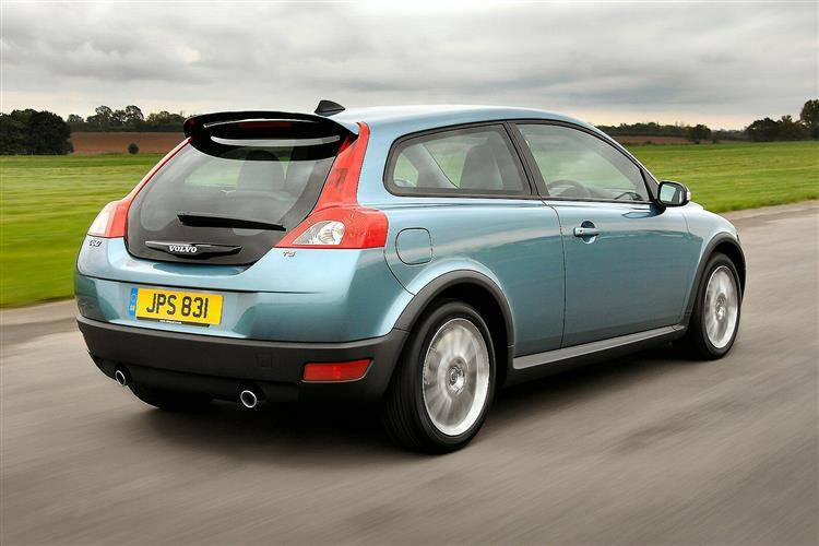 Volvo C30 (2006 - 2009) used car review