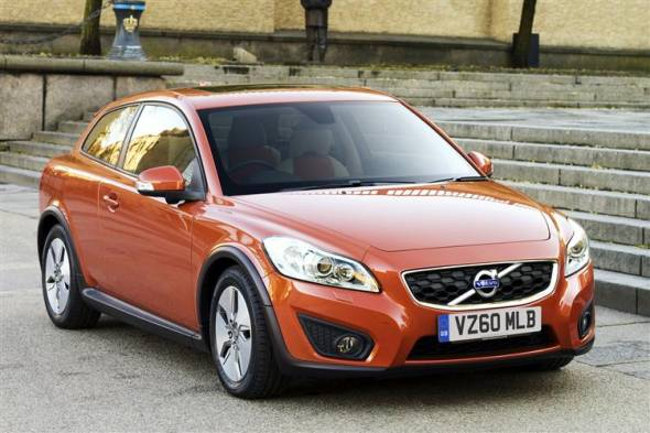 Volvo C30 (2010 - 2013) used car review