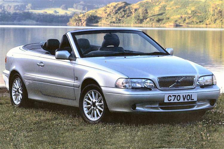 volvo c70 convertible 1999 2006 used car review car. Black Bedroom Furniture Sets. Home Design Ideas