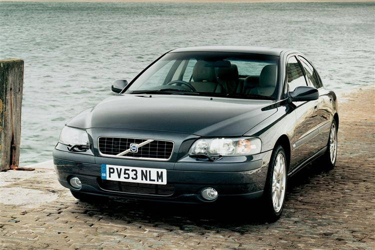 Volvo S60 (2000 - 2009) used car review