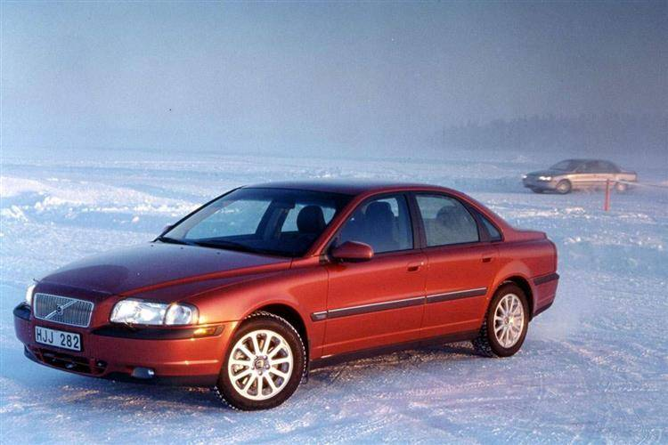 Volvo S80 1998 2006 Used Car Review Car Review Rac Drive