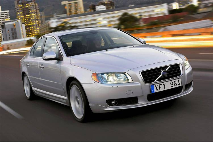 Volvo S80 MK2 2006  Date used car review  Car review  RAC Drive
