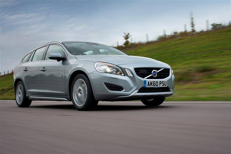 Volvo V60 (2010 - 2013) used car review   Car review   RAC Drive