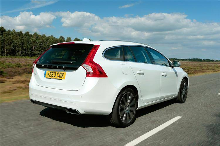 Volvo V60 2014 2017 Used Car Review Car Review Rac Drive