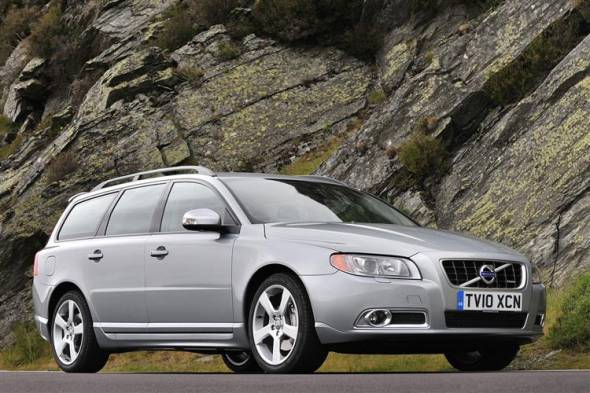 Volvo V70 (2010 - 2013) used car review