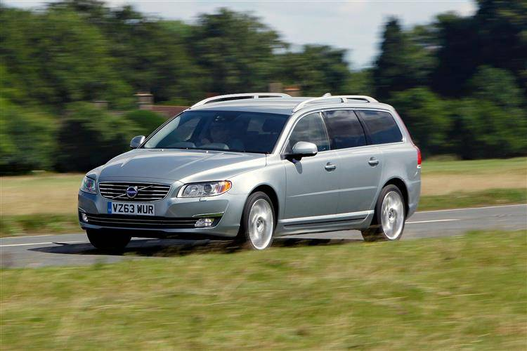 Volvo V70 (2013 - 2016) used car review | Car review | RAC Drive