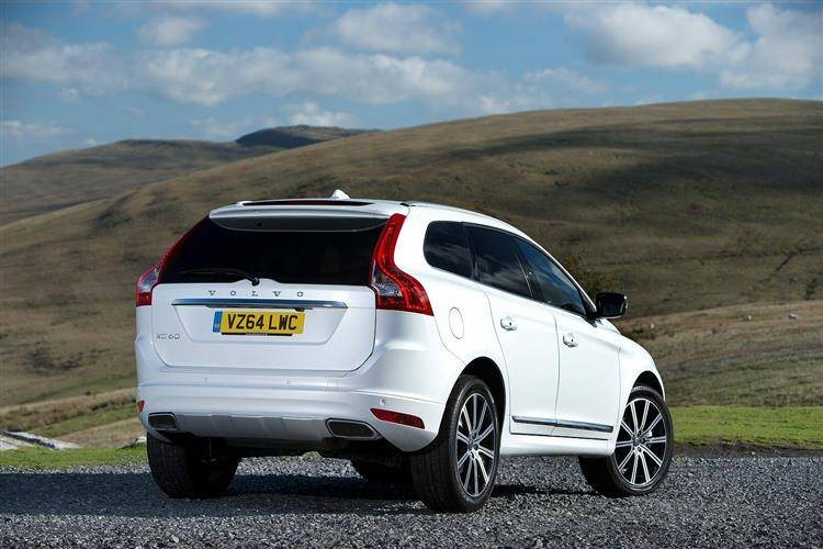 Volvo XC60 (2014 - 2017) used car review | Car review | RAC