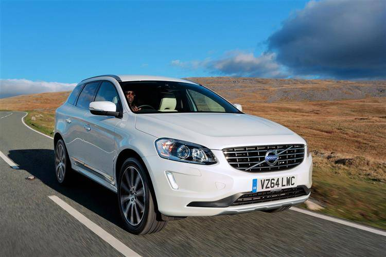 Volvo XC60 (2014 - 2017) used car review | Car review | RAC Drive