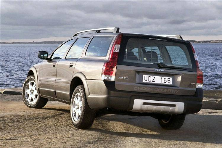 2006 volvo xc70 review