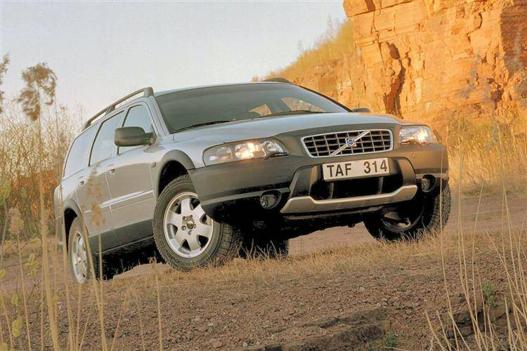 Volvo XC70 (2002 - 2007) used car review   Car review   RAC
