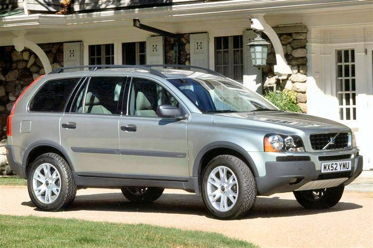Volvo Xc90 2002 2014 Used Car Review Car Review Rac Drive