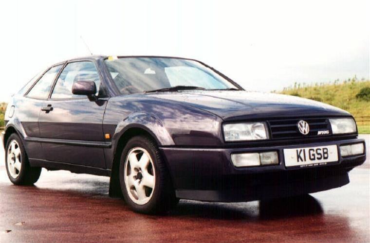 Volkswagen Corrado (1989 - 1996) used car review