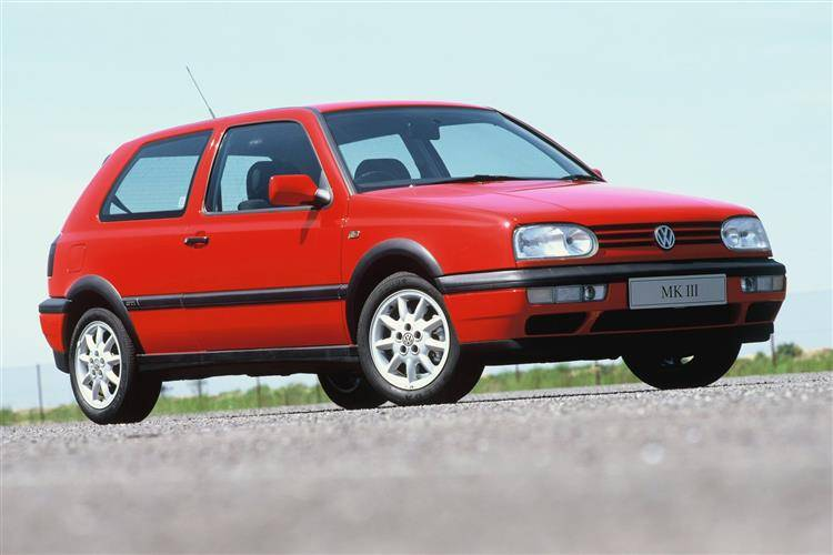 Volkswagen Golf Gti Mk 3 1992 1997 Used Car Review Car Review