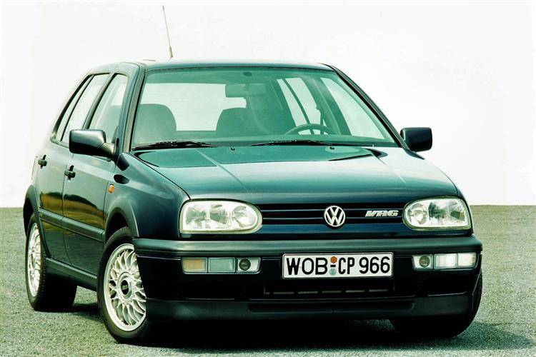 Volkswagen Golf VR6 (1992 - 1998) used car review | Car