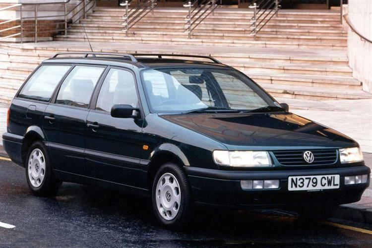 Volkswagen Passat 1988 1997 Used Car Review Car