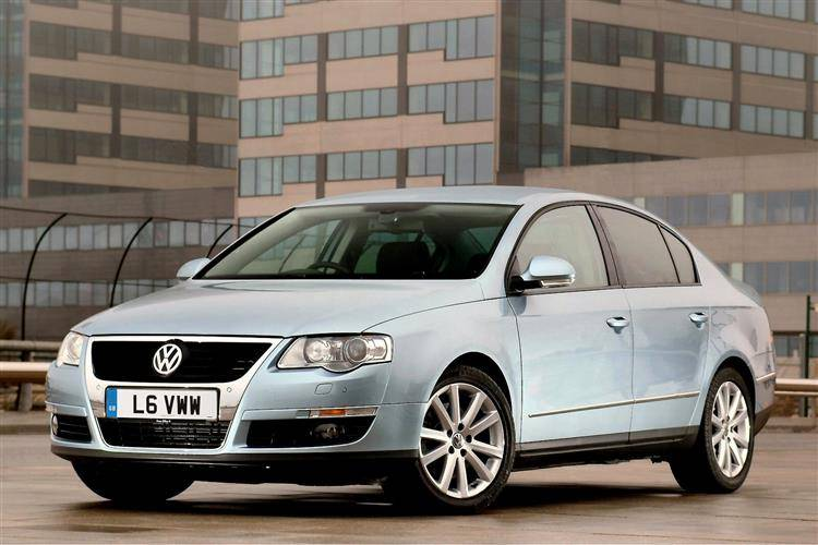 volkswagen passat 2005 2010 used car review car. Black Bedroom Furniture Sets. Home Design Ideas