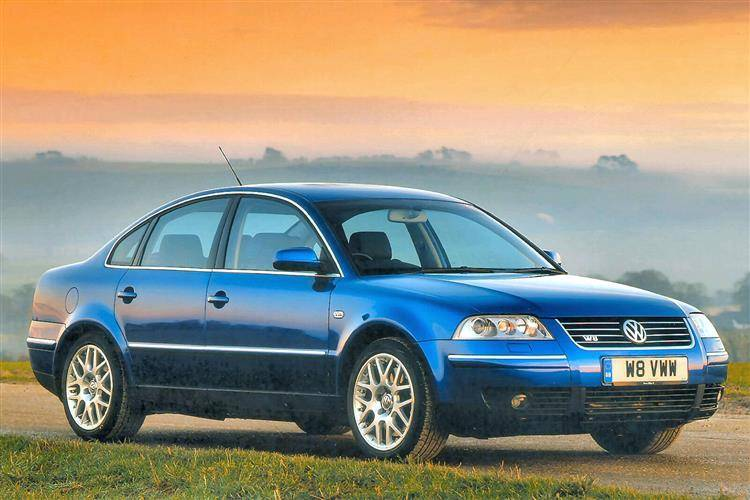 volkswagen passat w8 2002 2005 used car review car. Black Bedroom Furniture Sets. Home Design Ideas