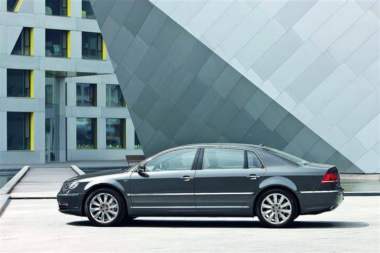 Volkswagen Phaeton (2010 - 2014) used car review