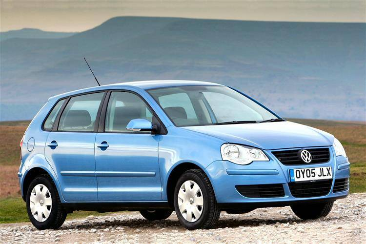 volkswagen polo 2005 2009 used car review car review rac drive. Black Bedroom Furniture Sets. Home Design Ideas