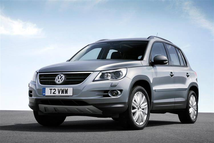 volkswagen tiguan 2007 2011 used car review car. Black Bedroom Furniture Sets. Home Design Ideas