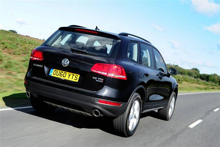 Volkswagen Touareg (2010 - 2014) used car review
