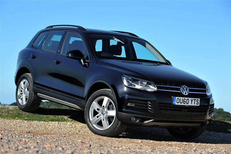 volkswagen touareg 2010 2014 used car review car. Black Bedroom Furniture Sets. Home Design Ideas