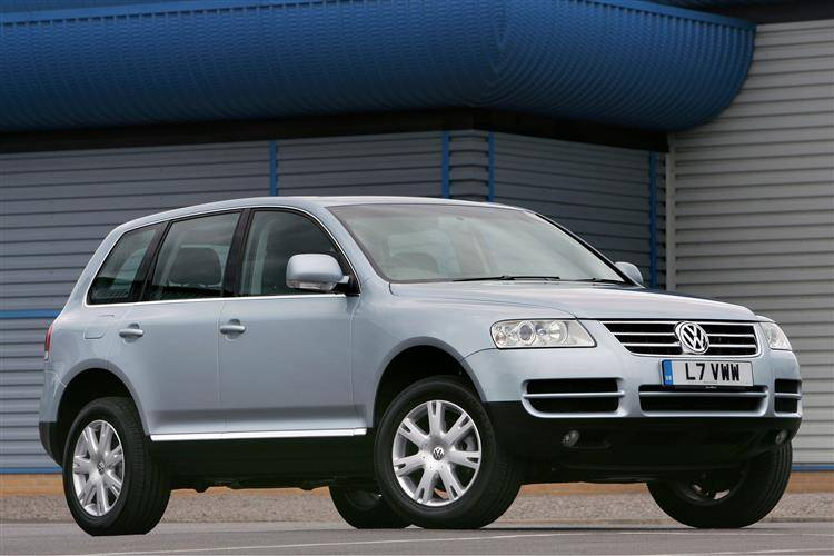 Volkswagen Touareg (2003 - 2010) used car review