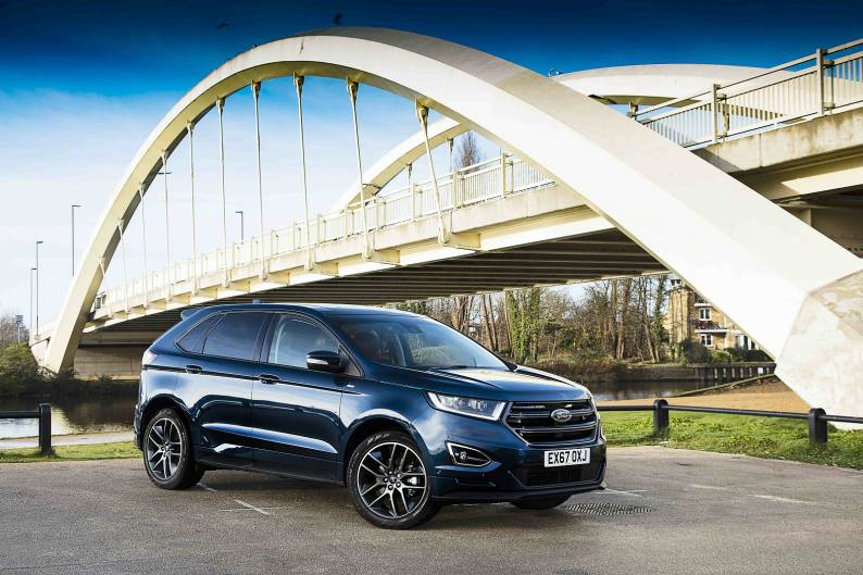 Ford Edge (2016 - 2018) used car review