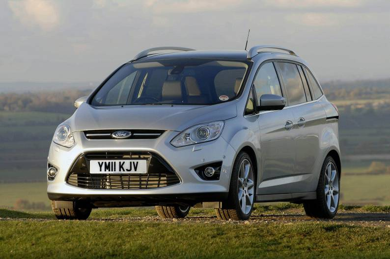 Ford Grand C Max 2010 2014 Used Car Review Car