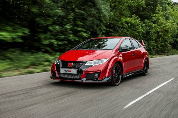 Honda Civic Type R (2015 - 2017) used car review