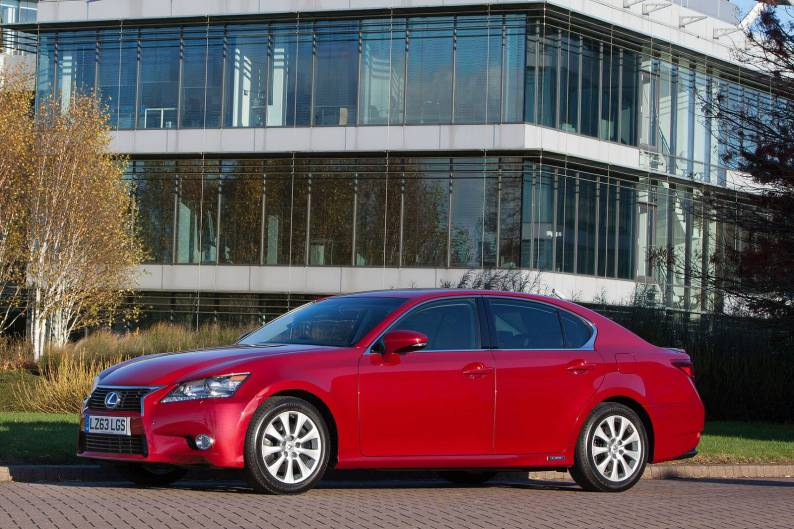 Lexus GS (2012 - 2018) used car review