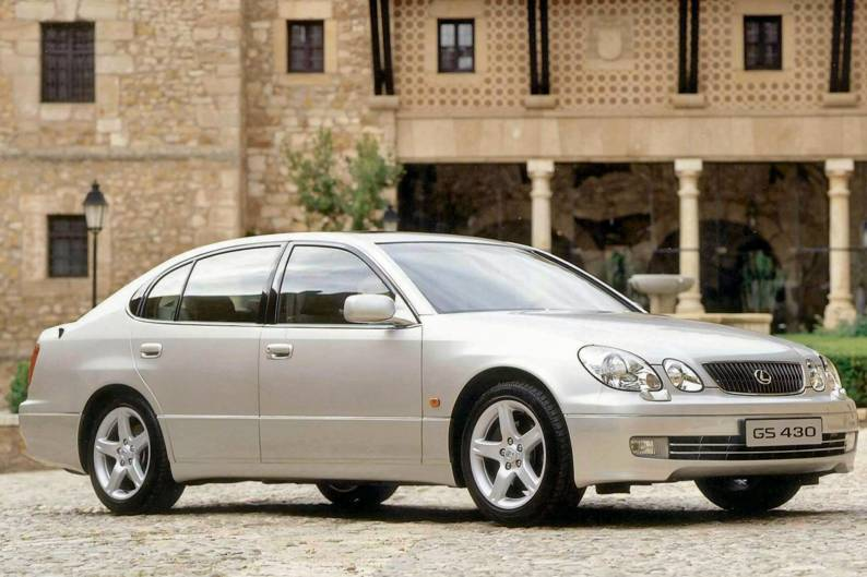 Lexus Gs 430 2000 2005 Used Car Review Car Review Rac Drive