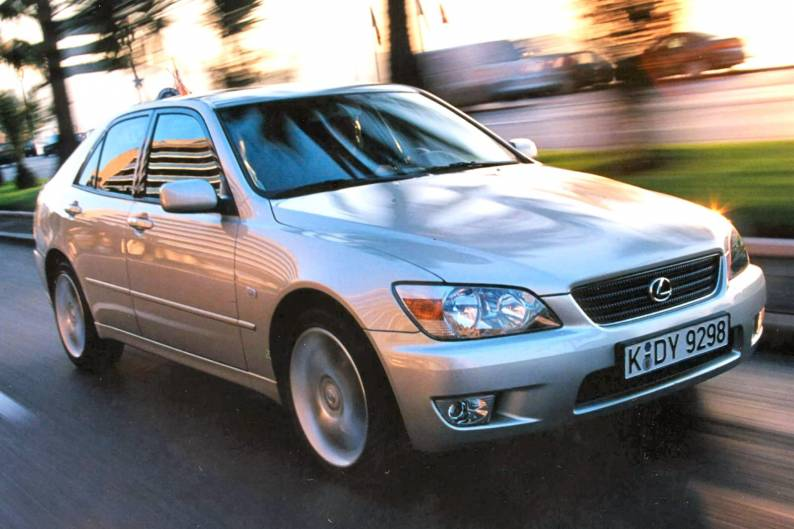 Lexus IS 300 (2001   2005) Used Car Review