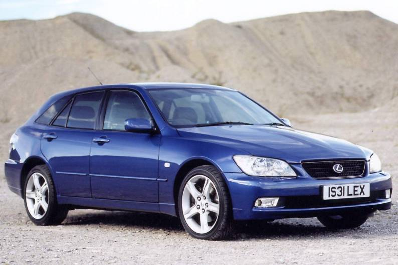 ... Lexus IS 300 (2001   2005) Used Car Review ...