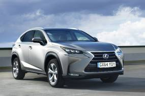 Lexus NX (2012 - 2016) used car review
