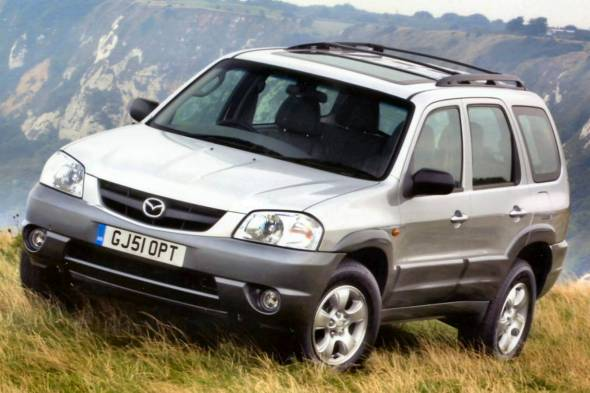 Mazda Tribute (2001 - 2004) used car review