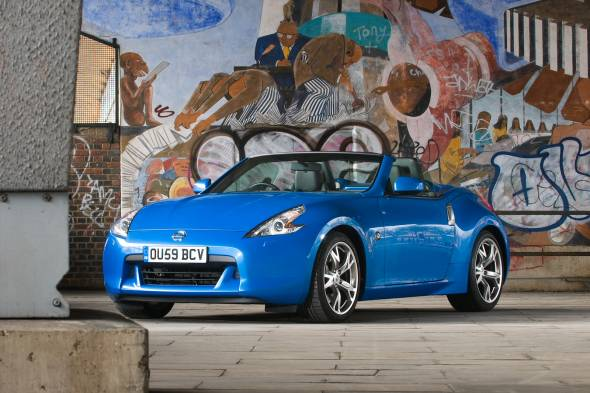 Nissan 370Z Roadster (2010 - 2015) used car review