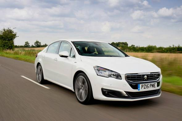 Peugeot 508 (2014 - 2018) used car review
