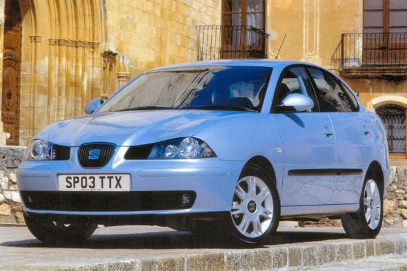 SEAT Cordoba (2003 - 2006) used car review