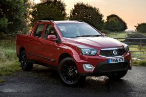 SsangYong Musso (2016 - 2018) used car review