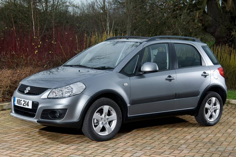 Suzuki Sx4 2010 2013 Used Car Review Car Review Rac Drive