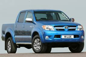 Toyota Hilux (2005 - 2012) used car review