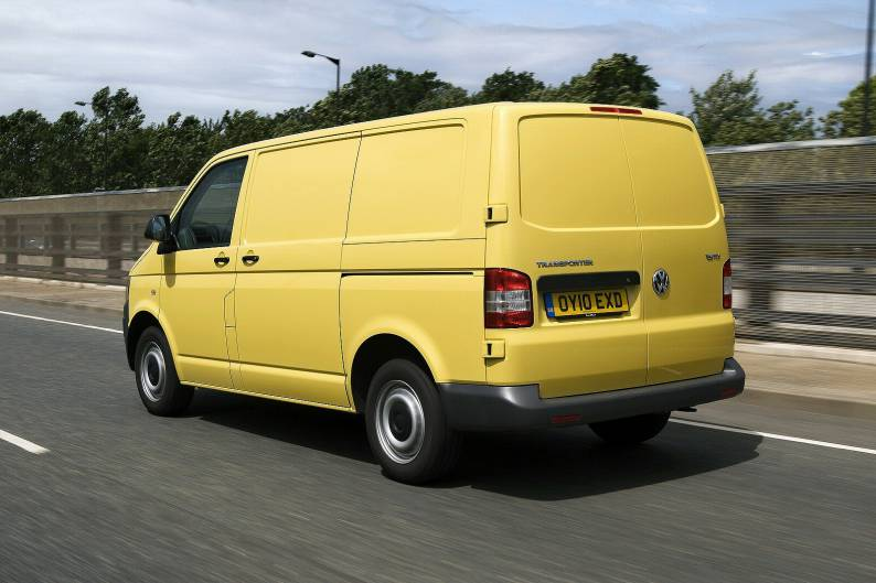 Volkswagen Transporter T5 van (2003 - 2015) used car review