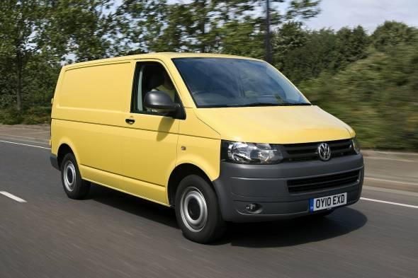 Volkswagen Transporter T5 van (2003 - 2015) used car review