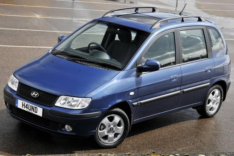 Hyundai Matrix 2001 2009 Used Car Review Car Review