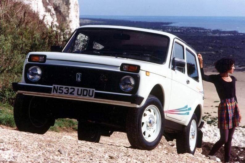 Lada Niva 1983 1997 Used Car Review Car Review Rac Drive