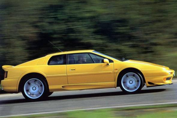 Lotus Esprit (1993 - 2003) used car review