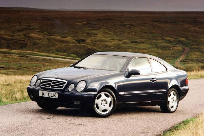 Mercedes-Benz CL-Class (1996 - 2007) used car review