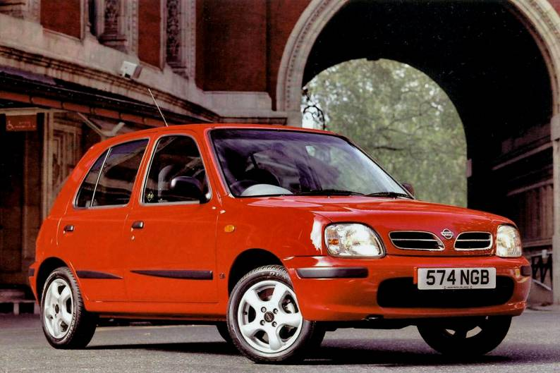 nissan micra 1983 2003 used car review car review rac drive. Black Bedroom Furniture Sets. Home Design Ideas