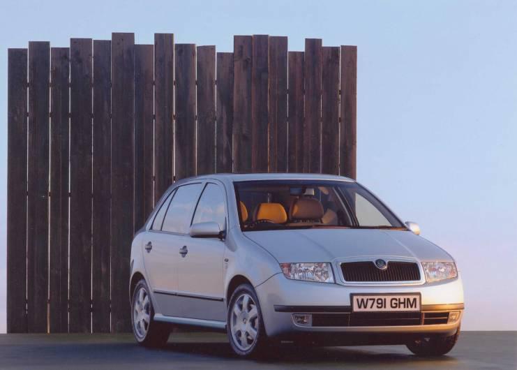 skoda fabia 2000 2007 used car review car review. Black Bedroom Furniture Sets. Home Design Ideas